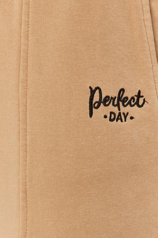béžová Answear Lab - Kalhoty