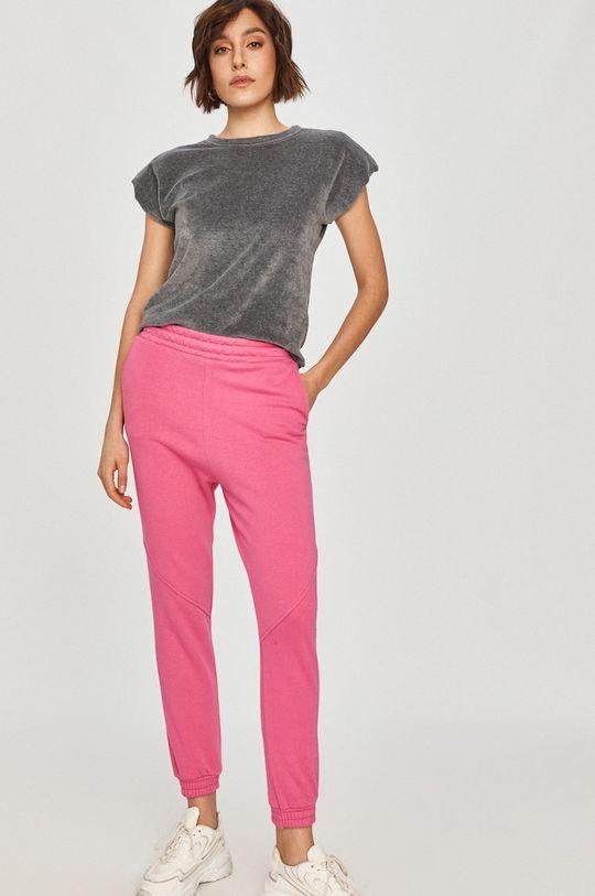 Answear Lab - Nohavice ružová
