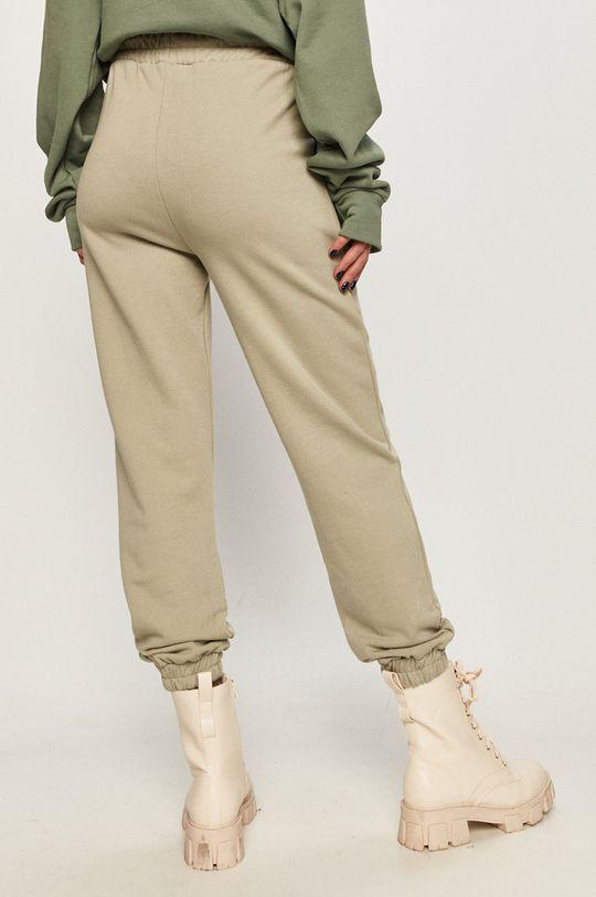 Answear Lab - Spodnie 60 % Bawełna, 40 % Poliester