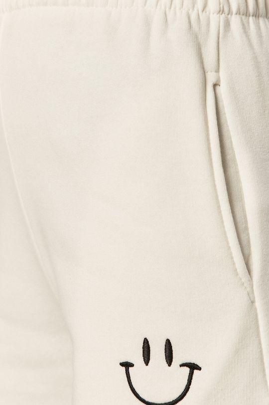 bílá Answear Lab - Kalhoty