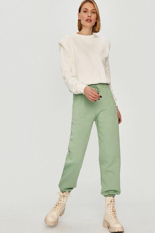 Answear Lab - Spodnie miętowy