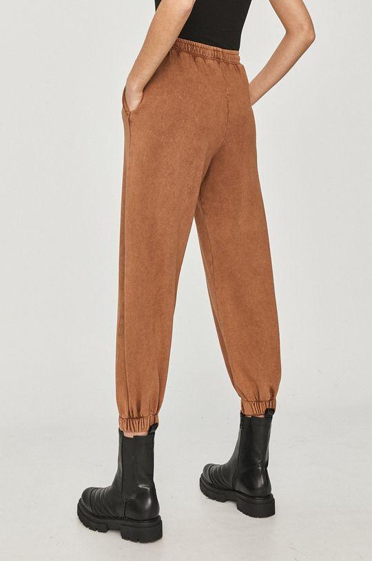 Answear Lab - Kalhoty  95% Bavlna, 5% Polyester
