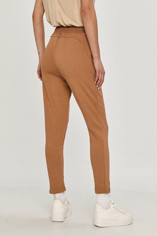 Answear Lab - Spodnie 80 % Bawełna, 20 % Poliester