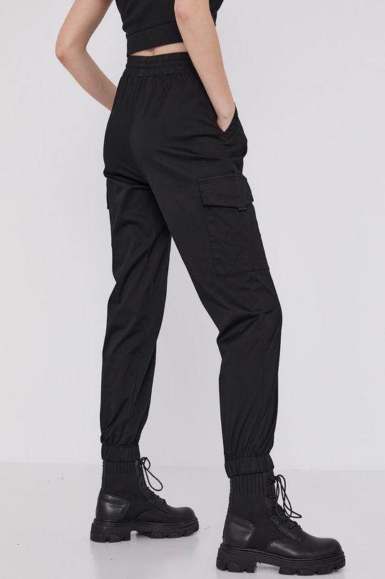 Answear Lab - Kalhoty  97% Bavlna, 3% Elastan