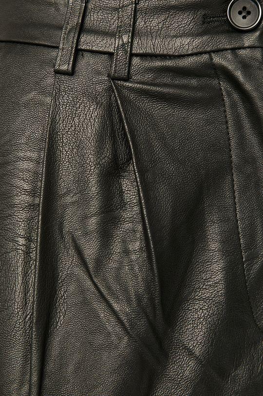černá Answear Lab - Kraťasy