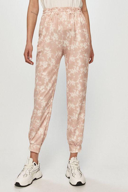 růžová Answear Lab - Kalhoty Dámský