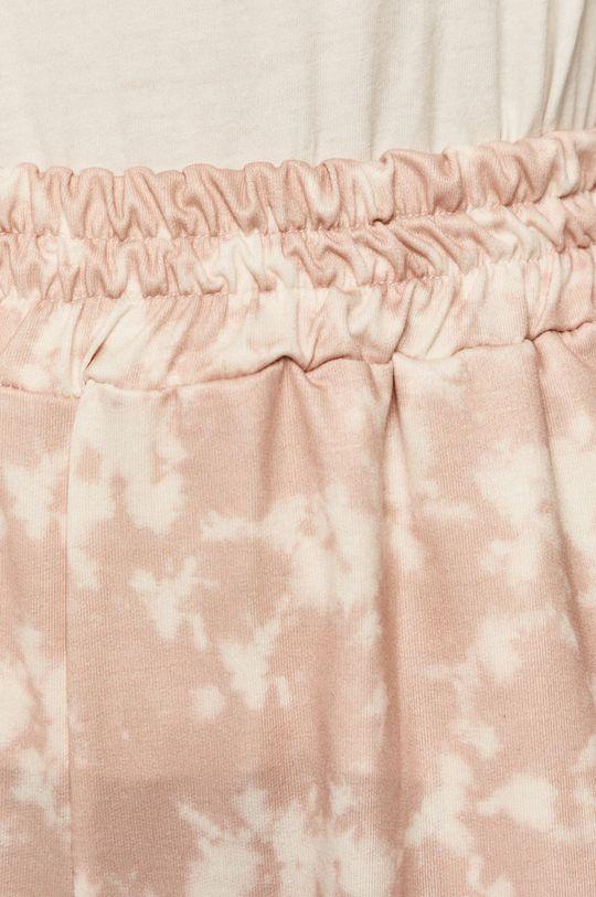 růžová Answear Lab - Kalhoty