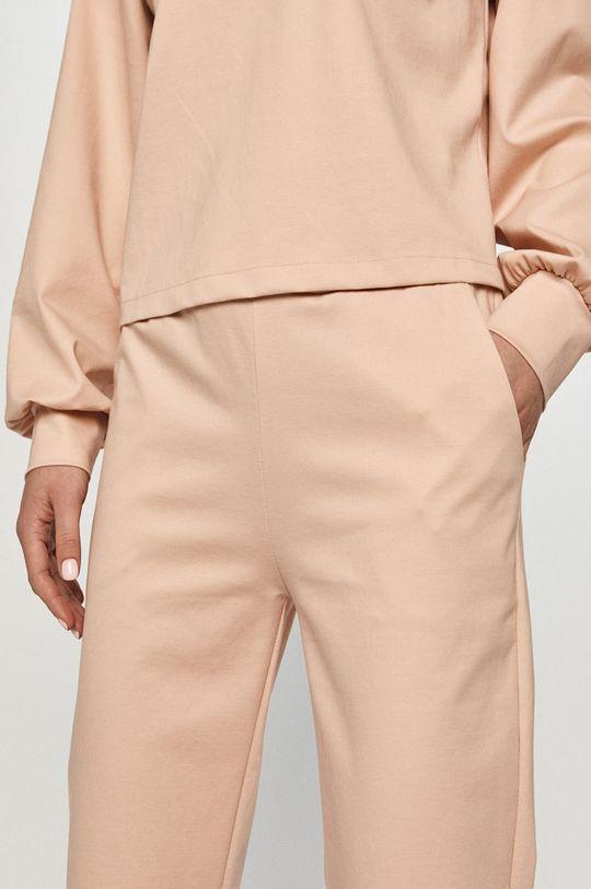 pastelová Answear Lab - Kalhoty