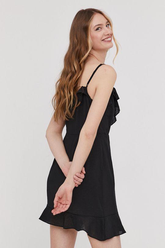 Answear Lab - Sukienka 55 % Bawełna, 45 % Poliester