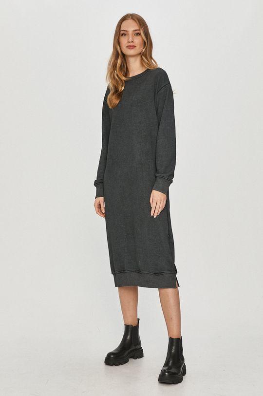 szary Answear Lab - Sukienka