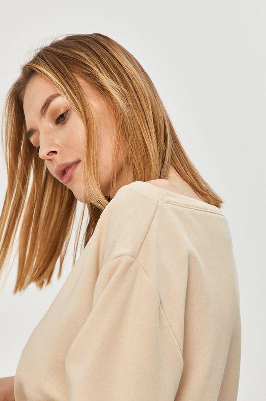 kremowy Answear Lab - Sukienka