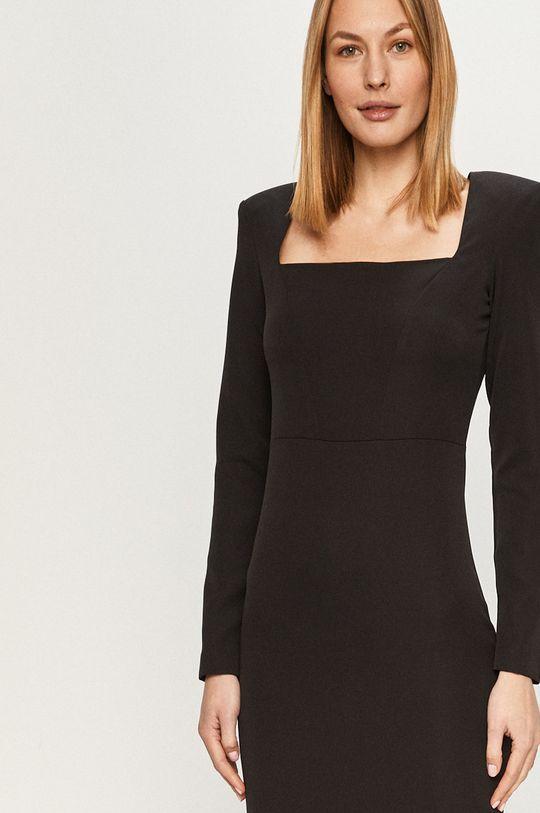 Answear Lab - Sukienka 10 % Elastan, 90 % Poliester