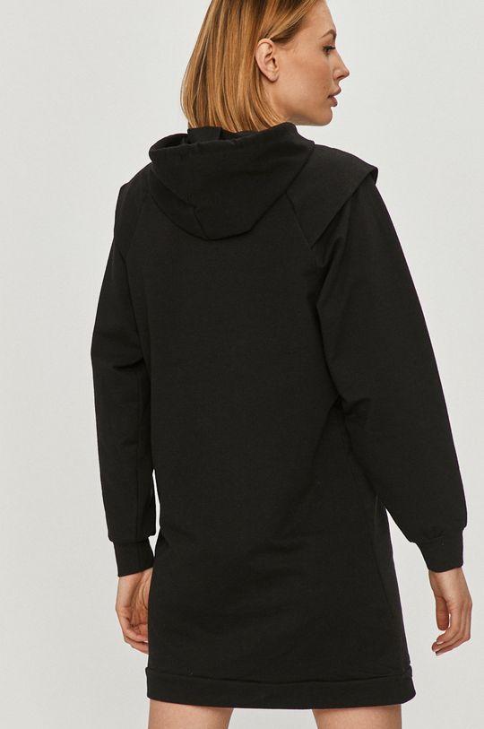 Answear Lab - Sukienka 80 % Bawełna, 20 % Poliester
