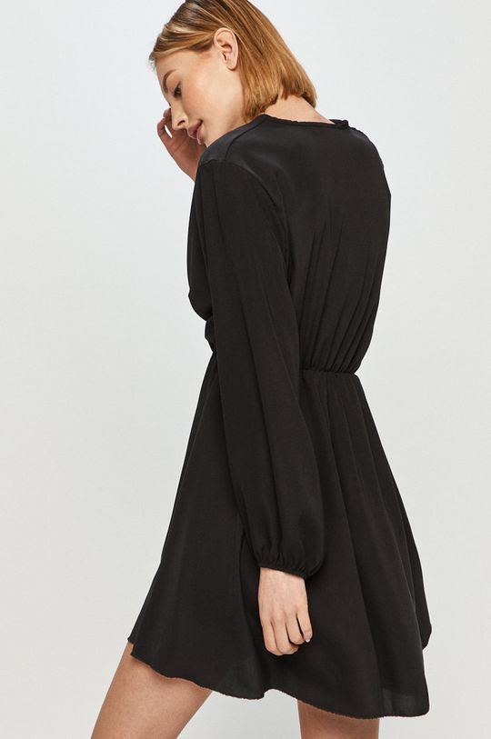 Answear Lab - Sukienka 3 % Elastan, 97 % Poliester