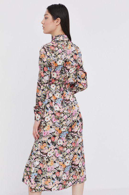 Answear Lab - Sukienka 50 % Poliester, 50 % Wiskoza