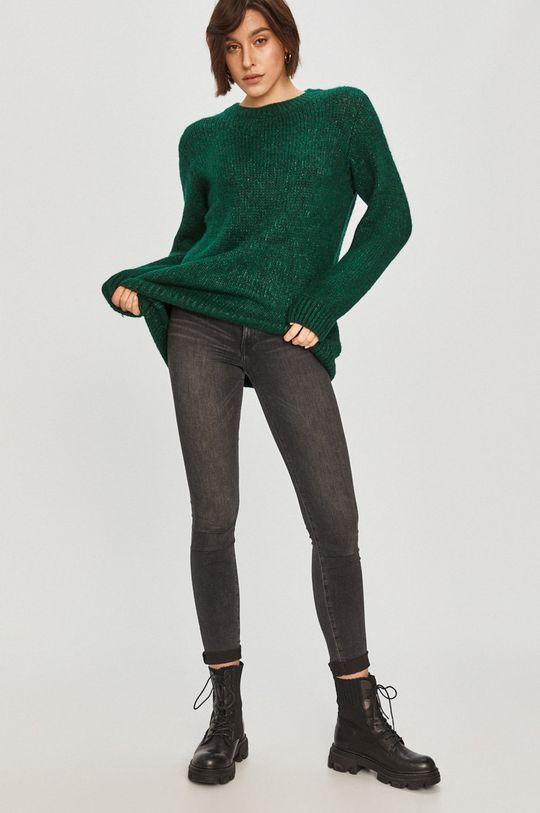 Answear Lab - Sweter zielony