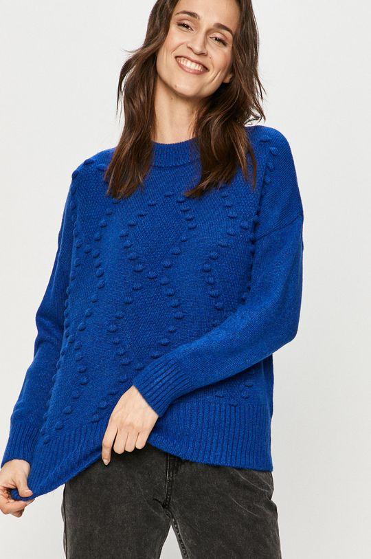 albastru Answear Lab - Pulover De femei