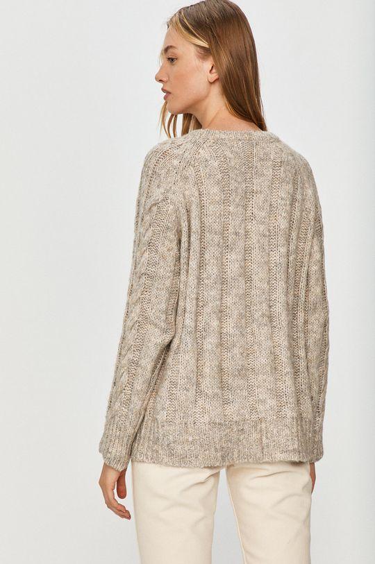 Answear Lab - Sweter z domieszką wełny 50 % Akryl, 20 % Poliamid, 20 % Poliester, 10 % Wełna