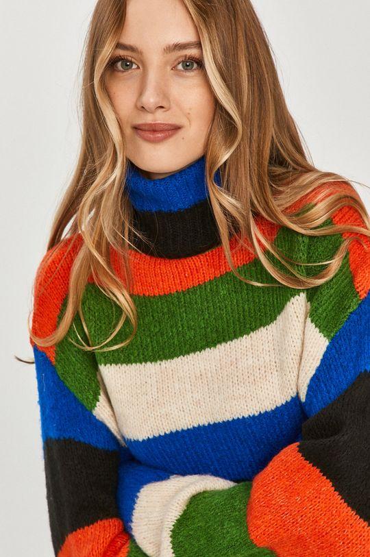 multicolor Answear Lab - Pulover