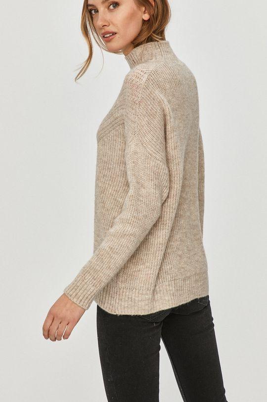 Answear Lab - Sweter z domieszką wełny 65 % Akryl, 21 % Poliamid, 14 % Wełna