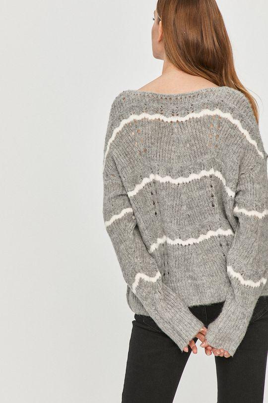 Answear Lab - Sweter z domieszką wełny 65 % Akryl, 30 % Poliamid, 5 % Wełna