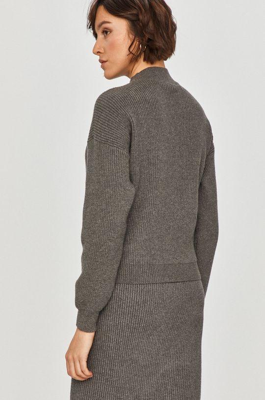 Answear Lab - Sweter z domieszką wełny 37 % Poliamid, 5 % Wełna, 58 % Wiskoza