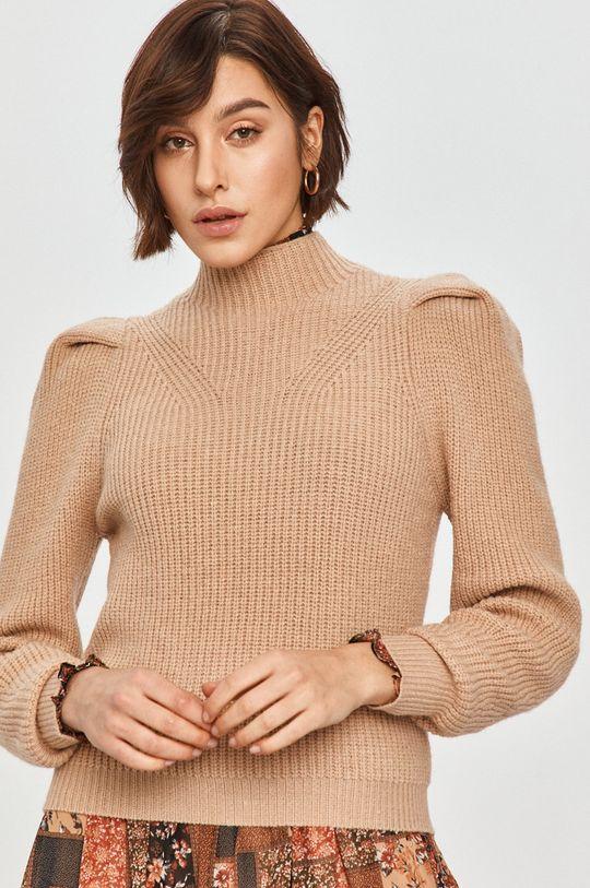 bej Answear Lab - Pulover De femei