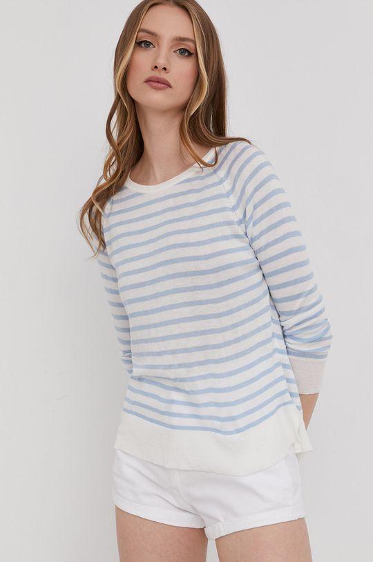 Answear Lab - Sweter niebieski
