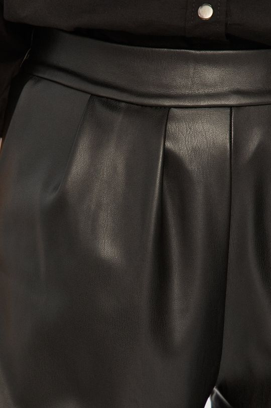 čierna Answear Lab - Šortky