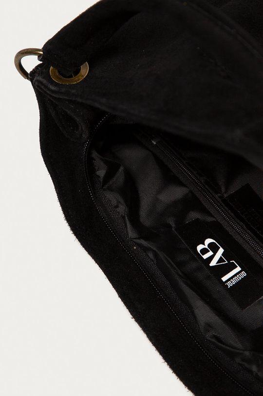 Answear Lab - Semišová kabelka Dámský