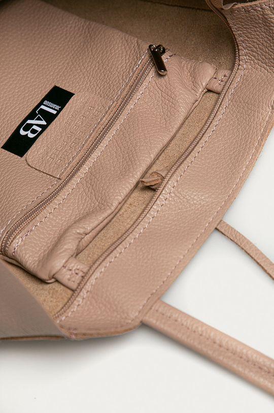 Answear Lab - Kožená kabelka z narozeninové kolekce Dámský