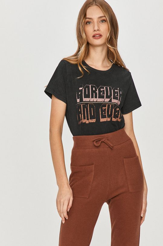 tmavomodrá Answear Lab - Tričko