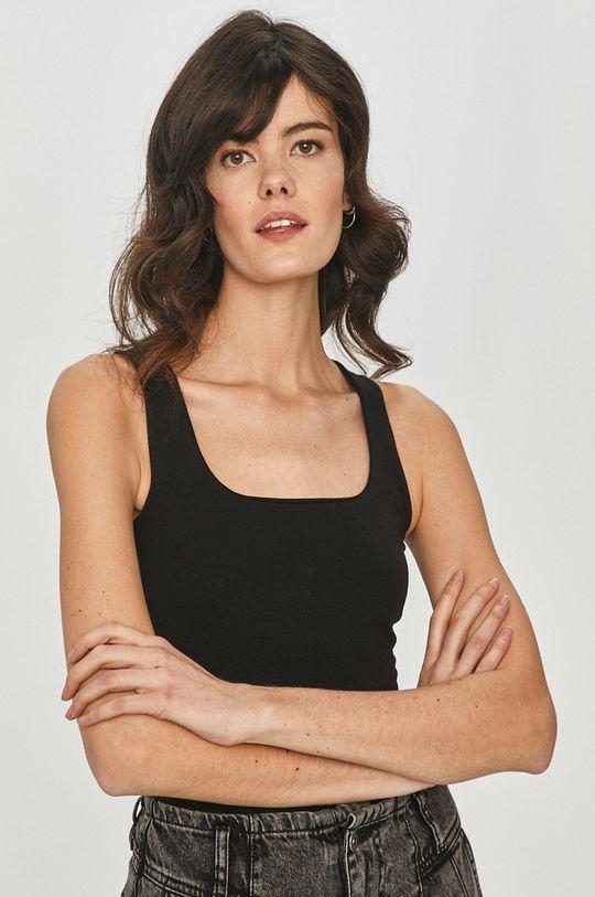 negru Answear Lab - Top De femei
