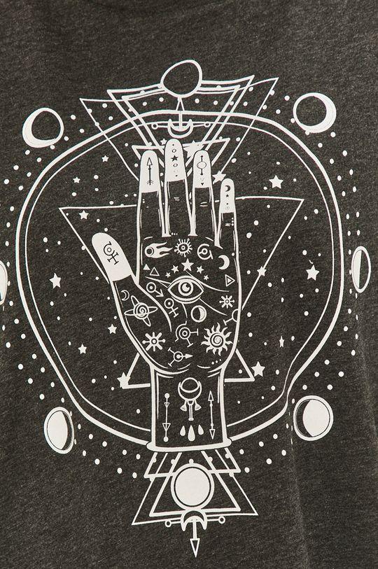 šedá Answear Lab - Tričko