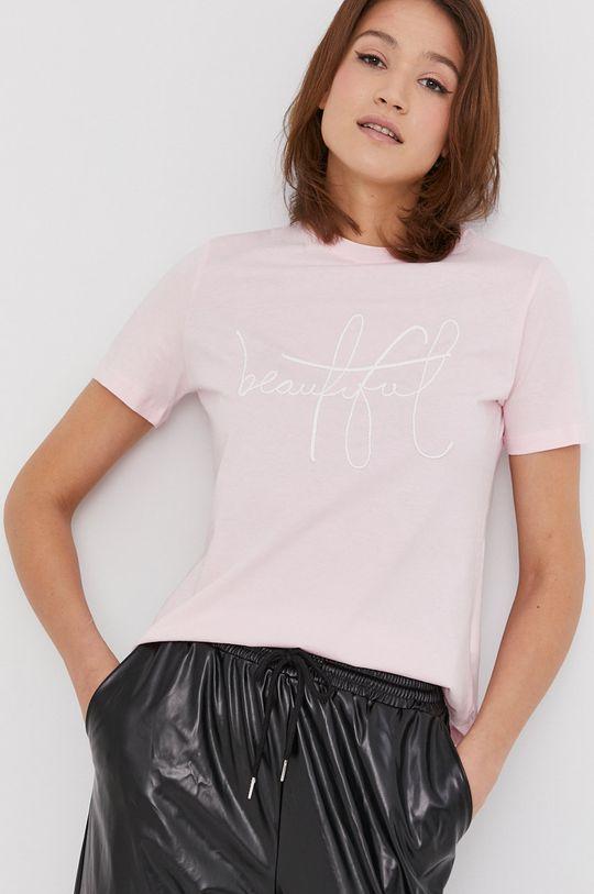 růžová Answear Lab - Tričko Dámský