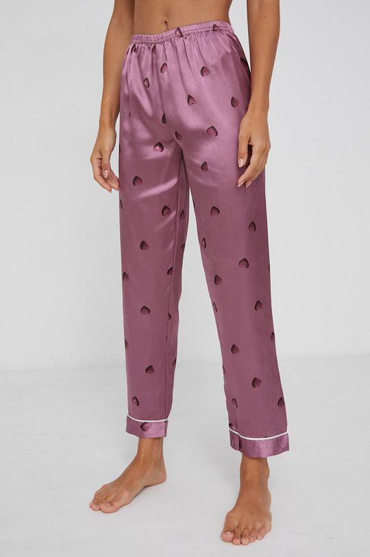 fialová Answear Lab - Pyžamo