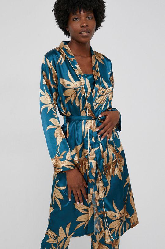 Answear Lab - Sada 3dílného pyžama tyrkysová