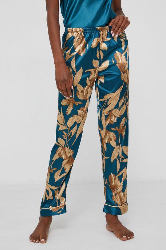 tyrkysová Answear Lab - Sada 3dílného pyžama