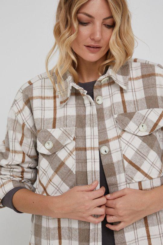 Answear Lab - Koszula beżowy