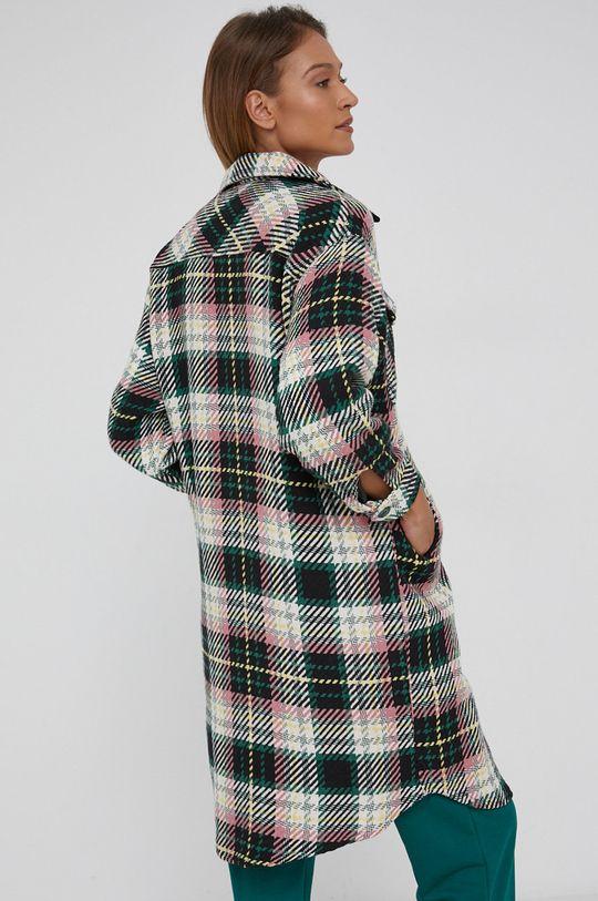 Answear Lab - Płaszcz 70 % Bawełna, 30 % Poliester