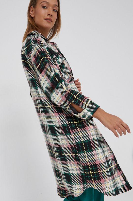 multicolor Answear Lab - Płaszcz