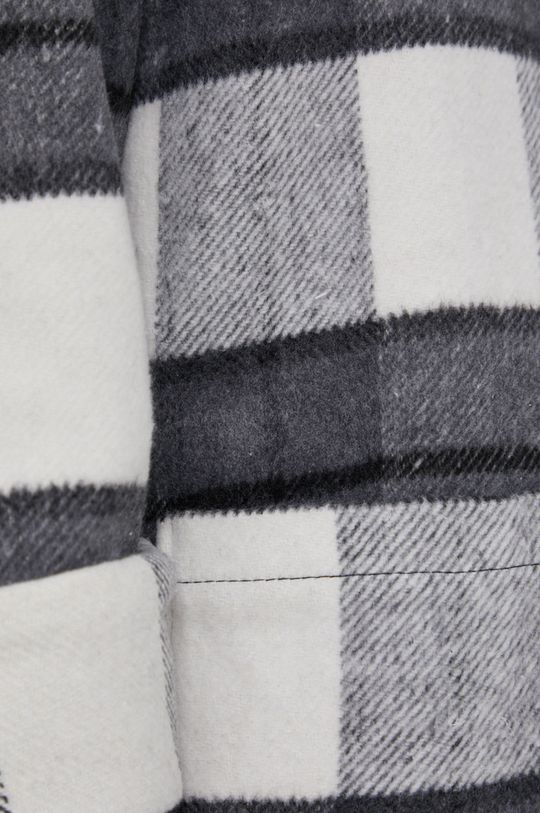 Answear Lab - Koszula z domieszką wełny Damski