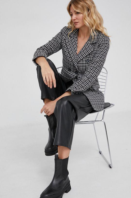 czarny Answear Lab - Marynarka Damski