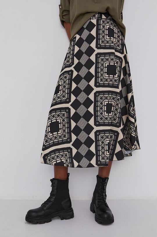 negru Answear Lab - Fusta De femei
