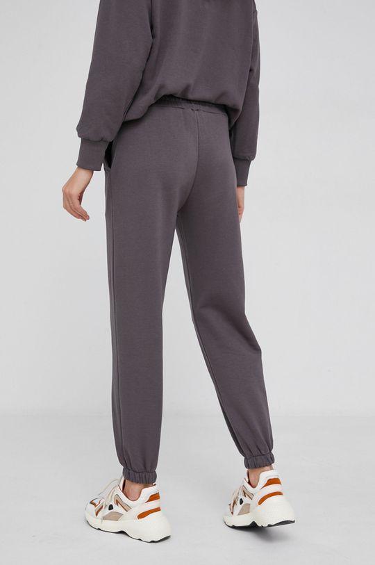 Answear Lab - Spodnie bawełniane 100 % Bawełna