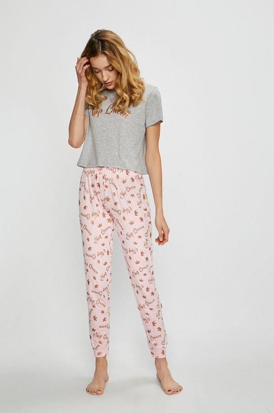 viacfarebná Answear - Pyžamo Dámsky