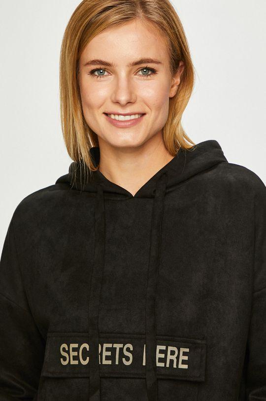 negru Answear - Bluza