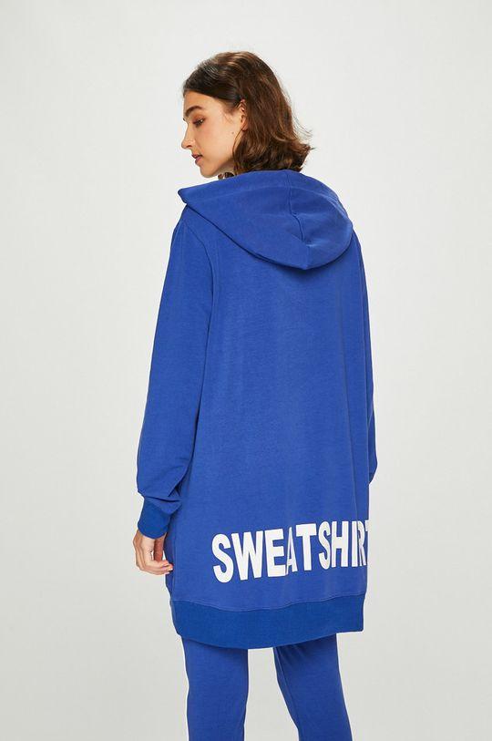 modrá Answear - Mikina