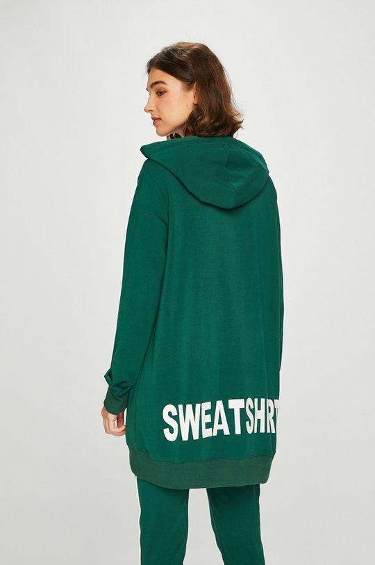 Answear - Mikina <p>85% Bavlna, 5% Elastan, 10% Polyester</p>