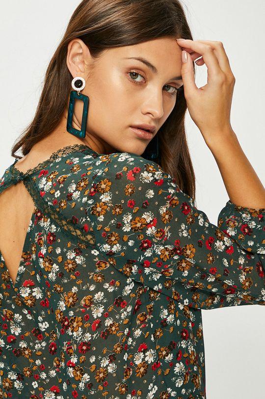multicolor Answear - Bluza Heritage